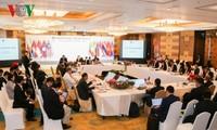 タイで ASEAN外相会議が始まる