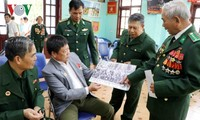 ライチャウ省、「北部国境線を守る戦い」の歴史証人会合を行う