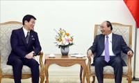 フック首相、千葉県知事と会見