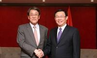 フエ副首相、梅田大使と会見