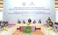 科学技術インベンション・イノベーションを経済発展の柱にするベトナム