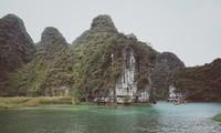 ニンビン省のチャンアン景観遺跡群