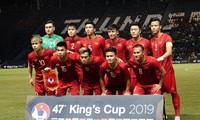 FIFAランク、ベトナムは2ランクアップの96位