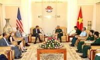 地雷・不発弾と枯葉剤被害克服におけるベトナムとアメリカとの協力