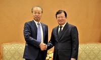 日本企業のベトナムへの投資に有利な条件=ズン副首相