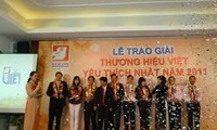 Most-favored Vietnamese products in 2011 honored