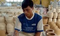 """越南采取措施,治理""""手工艺村""""环境污染"""