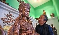 大拜村传统铸铜工艺重焕生机