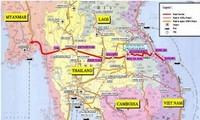 越老泰东西经济走廊问题高官会在广治省举行