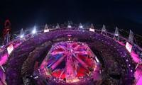 第三十届夏季奥林匹克运动会圆满落幕