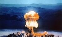 联合国大会呼吁禁止核试验
