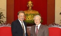 墨西哥劳动党总书记访问岘港市