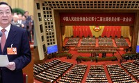 越南祖国阵线中央委员会主席黄担电贺新当选的中国全国政协主席俞正声