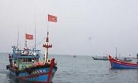 越南-中国开展海上低敏感领域合作