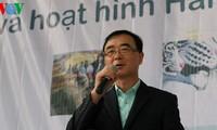 越韩两国举行多项文化交流活动