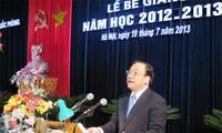 越南国防学院要在培养造就军队干部领域走在前列