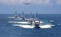 东盟防长扩大会议机制内反恐演练在印度尼西亚举行