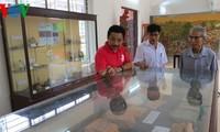 越南第一座社区考古博物馆——金兰博物馆