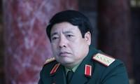 越南出席在美国夏威夷州举行的美国与东盟防长会议