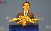 亚洲正面临发展机遇和使命