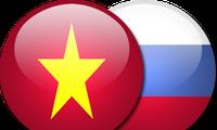 越俄关系日益良好发展