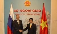 加强越南-俄罗斯联邦全面战略合作