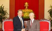 墨西哥劳动党总书记访问越南