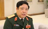 国防部长冯光清:要求中方保持克制不使用武力伤害两国人民感情
