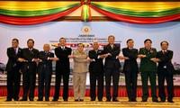 东盟国防部长会议:为地区和平与安全作出共同努力
