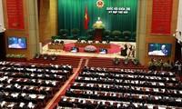 越南国会讨论立法工作
