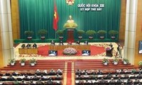 越南国会讨论经济社会问题:优先关注建设独立自主的经济