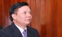 越南财政部长丁进勇:公债仍处于安全线内