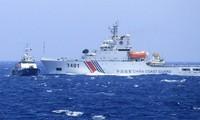 越南律师团联合会反对中国在东海连续使用武力的行为