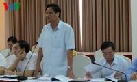 越南国会法律委员会对《政府组织法修正案(草案)》进行审查