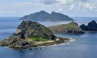 中国船只进入与日本争议海域
