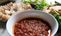 """越南美食文化中的""""酱"""""""
