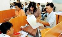 越南公务、公务员制度改革获无偿援助