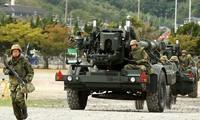 中国与印度尼西亚开始联合反恐训练