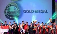 第10届东盟职业技能大赛取得圆满成功