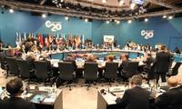 二十国集团峰会就能源安全、气候变化发表联合声明