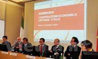 意大利企业高度评价在越投资机会