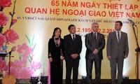 庆祝越南-捷克建交65周年