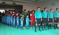 越南U15队晋级中国-东盟青少年足球邀请赛决赛