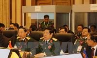 第9届东盟国防部长会议讨论多项重要安全问题