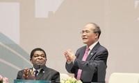 越南始终是积极主动的成员 为建设可持续发展的世界做出贡献