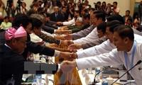 缅甸达成全国停火协议草案