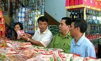 河内举行2015年食品安全行动月