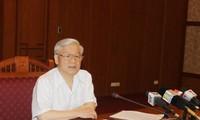 越共中央反腐败指导委员会第7次会议举行