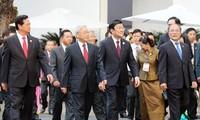 各国就越南南方解放国家统一40周年向越南致贺电