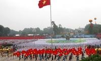 俄罗斯领导人向越南领导人致贺信庆祝越南南方解放国家统一40周年
